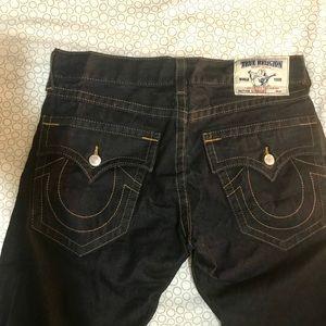 NWOT Men's True Religion straight leg jeans